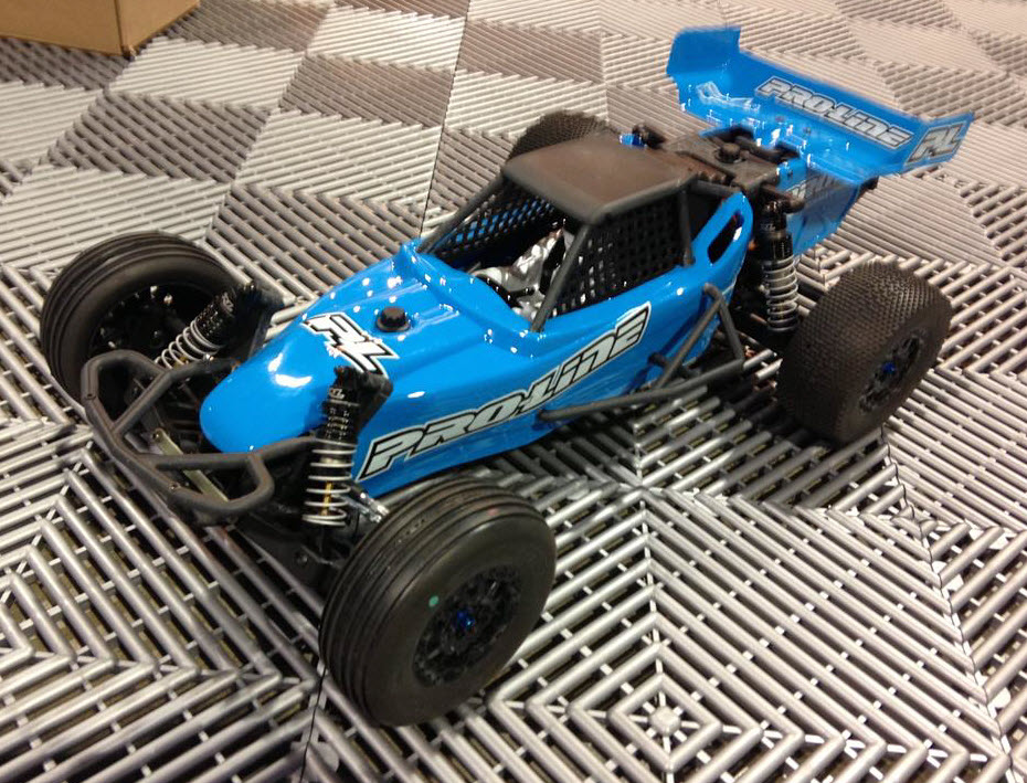 More RCX Sneak Peeks: Pro-Line Slash Buggy Conversion, Hay Hauler, more
