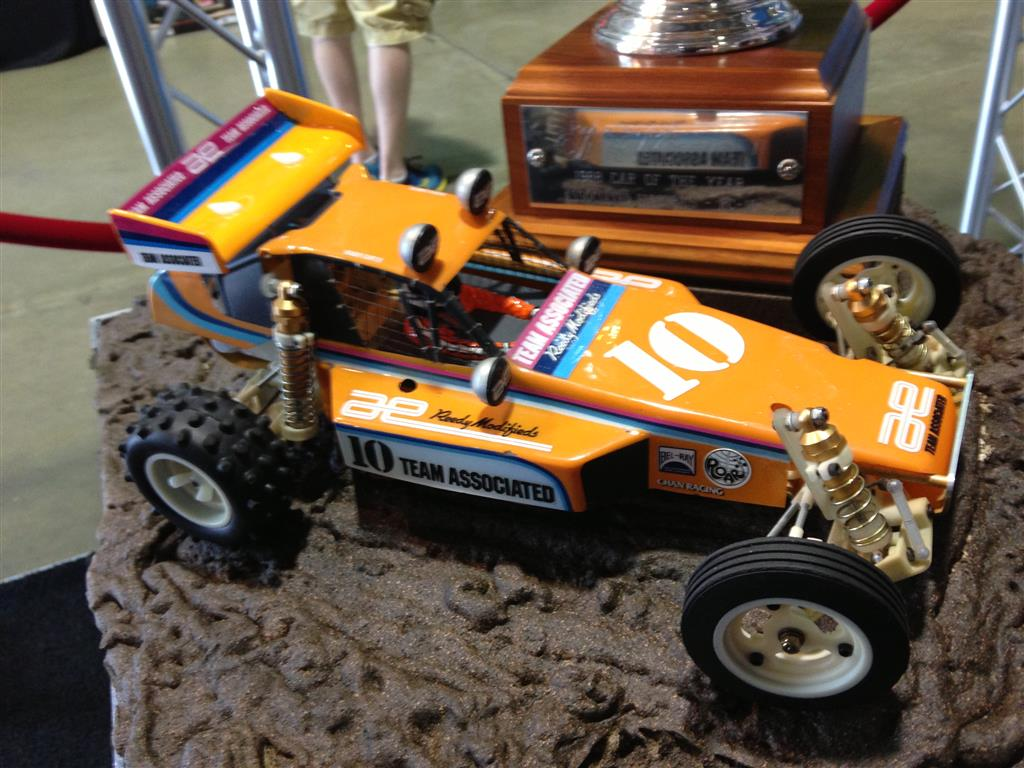 RCXclusive! Associated Brings Back the Original RC10