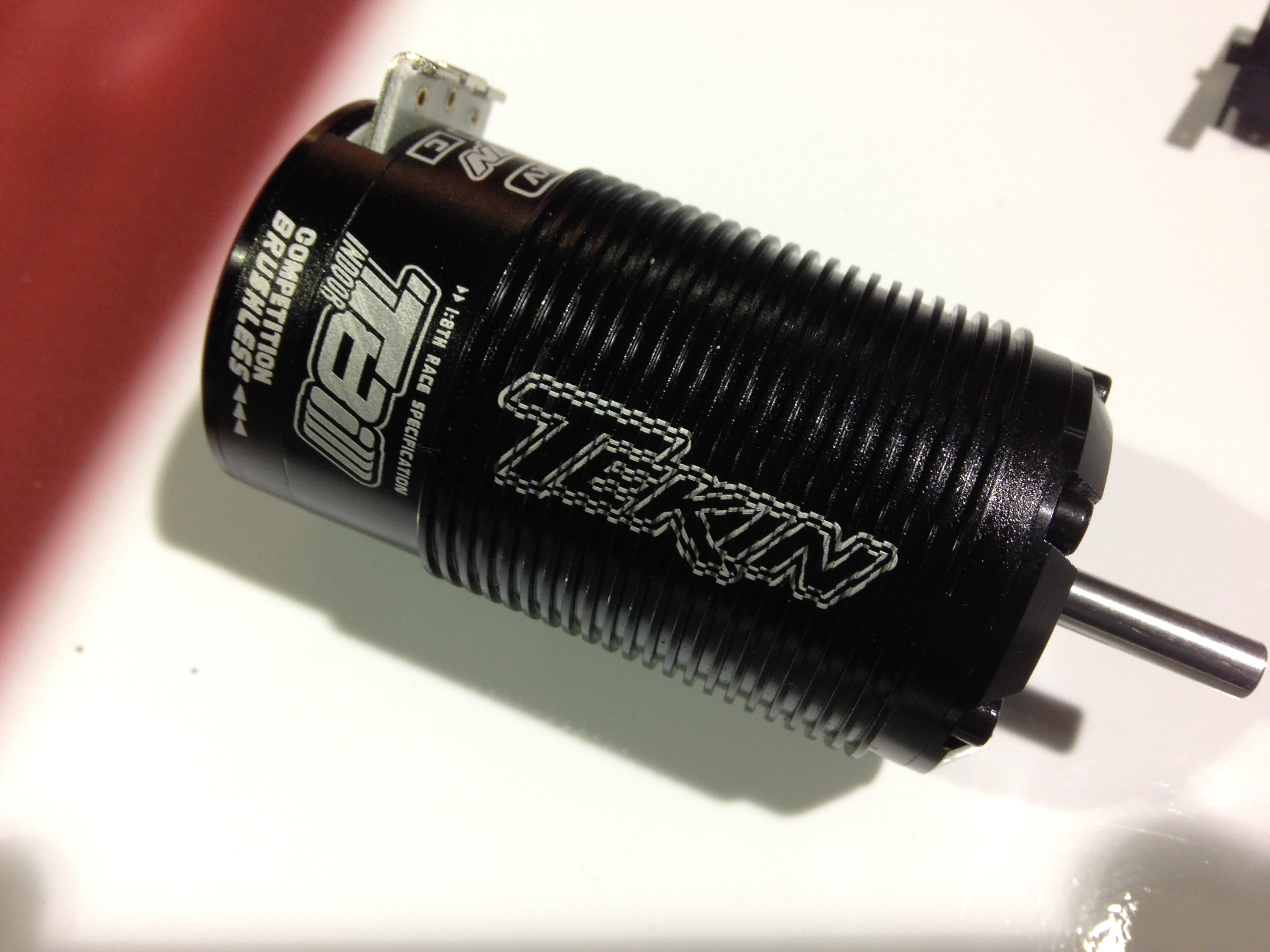 Tekin announces T8i indoor-specific brushless motor
