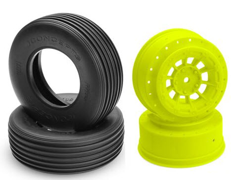 JConcepts SC10B wheels & tires [RCX Product News]