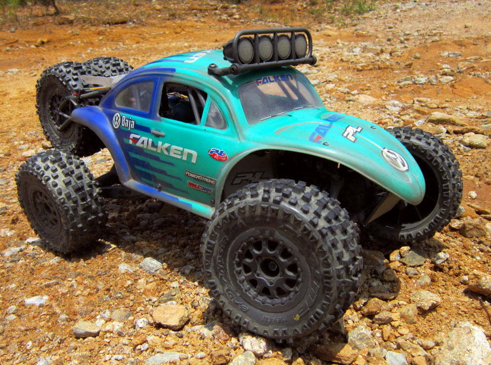 Pro-Line's Tricked-Out Twin Hammers