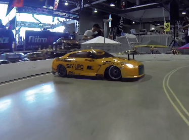 Video Of The Week: 2013 Best GTR Skyline RC Drift Cars Remix