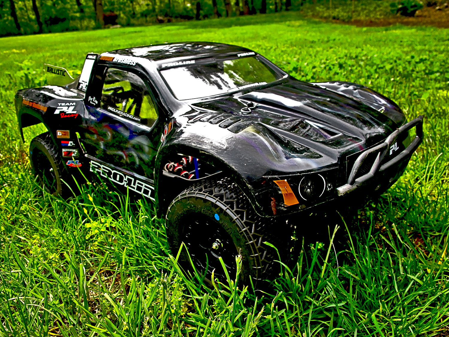 Project: Racer Slash 4×4