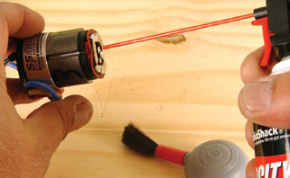 How To: Clean and maintain your brushless motor
