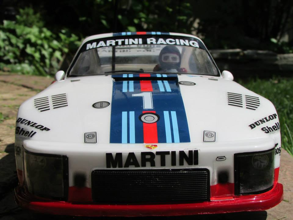 Readers' Ride Of The Week: Tamiya Porsche Build
