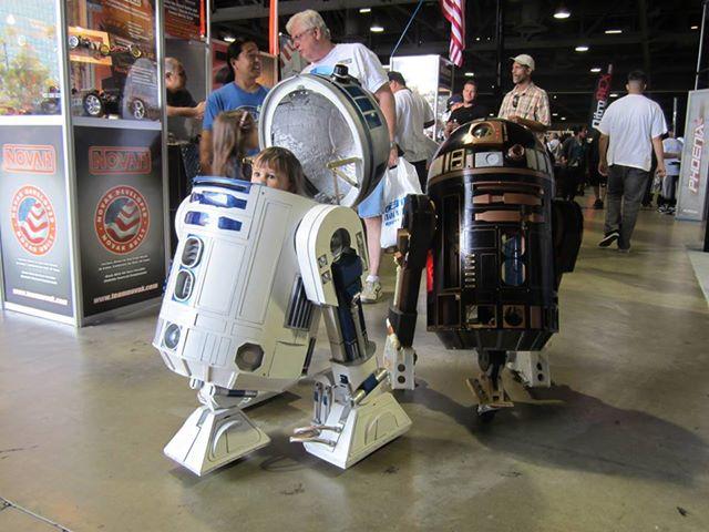 Artoo at RCX!