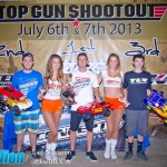 Pro2 Winners - 1st Ryan Cavalieri, 2nd Kody Numedahl, 3rd James Rashko.