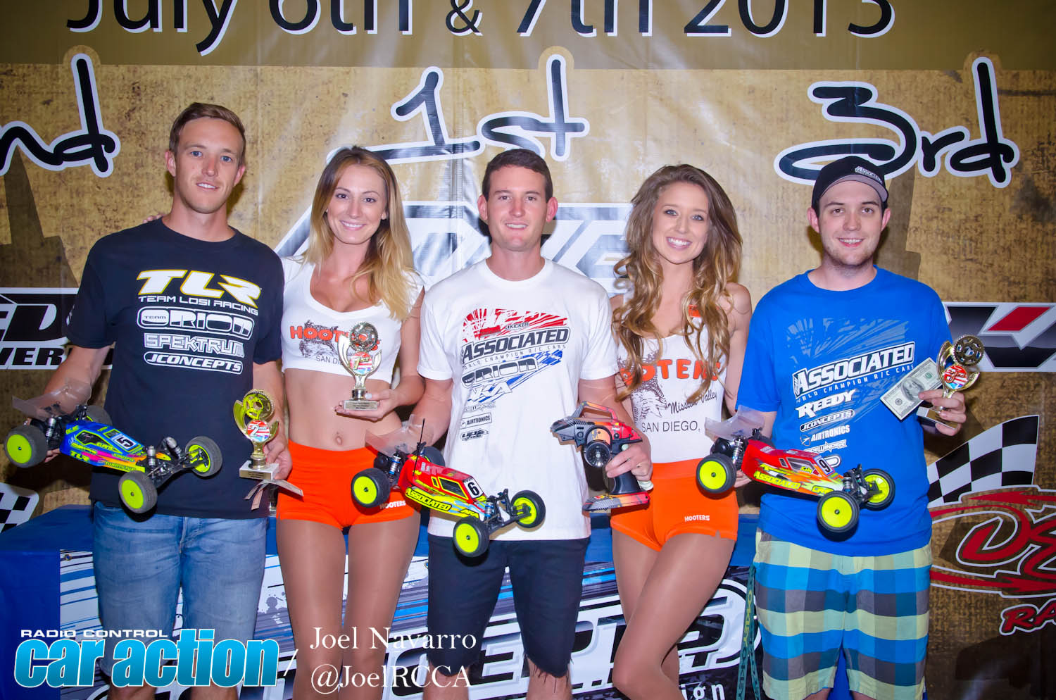 2wd Modified Winners – 1st Ryan Cavalieri, 2nd Dustin Evans,  3rd Kody Numedahl