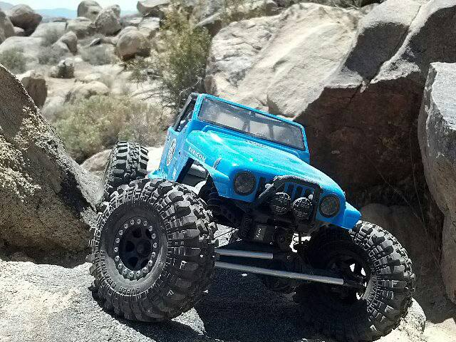 Readers' Ride Of The Week: Axial Wraith