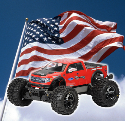 RC WEEKEND CONTEST – 4TH OF JULY EDITION