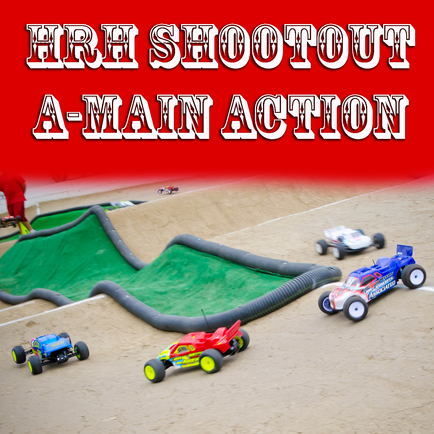 Total Domination by Team Associated at Hot Rod Hobbies Shootout – Watch the A-Mains here!