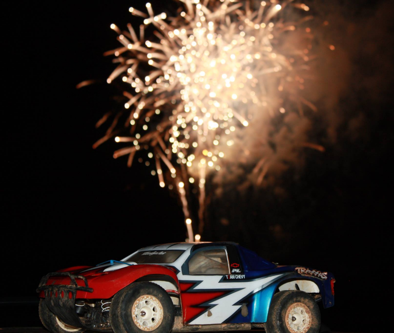 4th of July RC Weekend Winner!