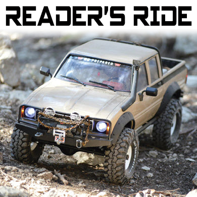 Ray's Deluxe HiLux, Plus more Readers' Rides from the September issue!