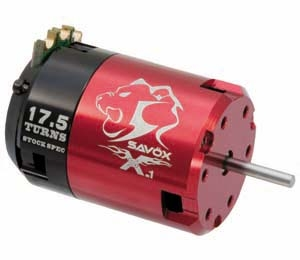 Savox 540 Sensored Brushless Motors