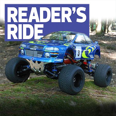 Reader's Ride: Judd Stauber's Traxxas Stampede