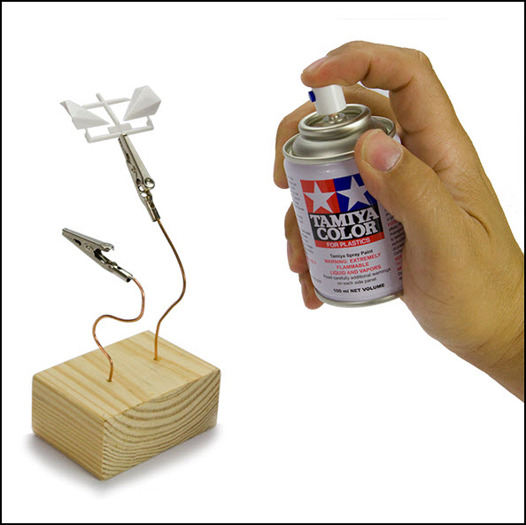 Make-It Monday: Small-Parts Painting Stand