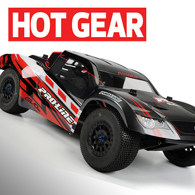 Latest Pro-Line gear: EVO SC & Bulldog Gen 3 bodies, Rock Rage & Blockade SC tires, more…