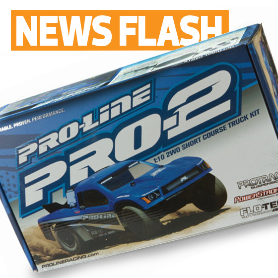 Pro-Line to release Pro-2, first-ever complete truck kit