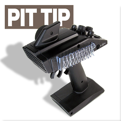 PIT TIP: Stash Spare Clips With Your TX