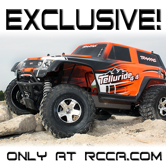 EXCLUSIVE! Traxxas Telluride First-Drive Video!