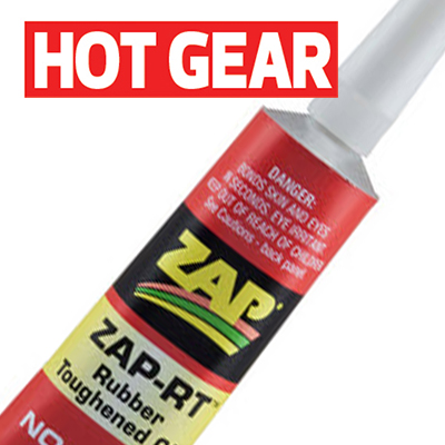 ZAP hopes to change the way you glue tires
