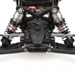 The 22 2.0's suspension geometry has been revised to  make it easier to drive fast.