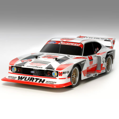 Sneak Peek: New Tamiya Models Coming Soon – Zakspeed Turbo Capri, TRF Pro Chassis, More