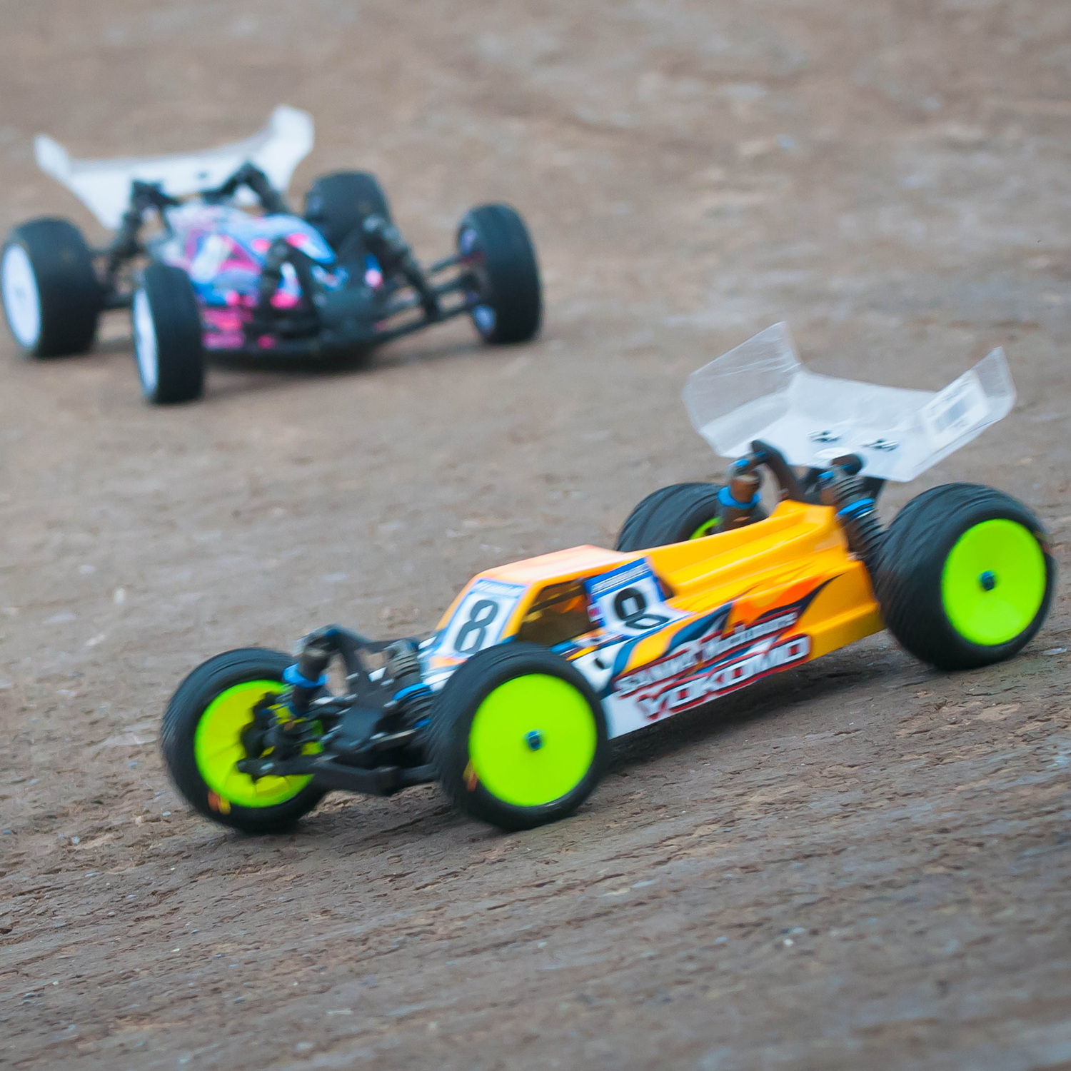 Yokomo's Naoto Matsukura Wins A2 to Force Final Round at 4WD IFMAR Worlds