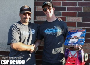 Ashley McCormick welcomes Adam to the Tekno team.