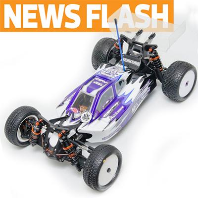 TLR 22-4, Hot Bodies D413, Tekin RSX Make IFMAR Worlds Debut