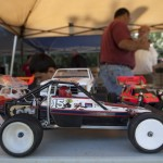 This Kyosho Scorpion shelf queen won the Classic class a few years back.