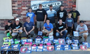 JConcepts drivers bring home the hardware that weekend.