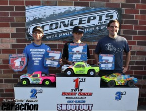 Mod 2WD SCT Top 3