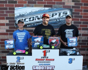Mod 4WD Buggy Top 3