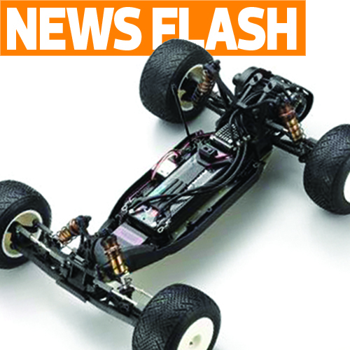 It's here! Kyosho Announces National Championship-Winning RT6 Stadium Truck