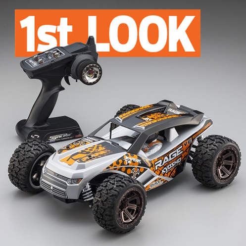 First Look: Kyosho Rage VE