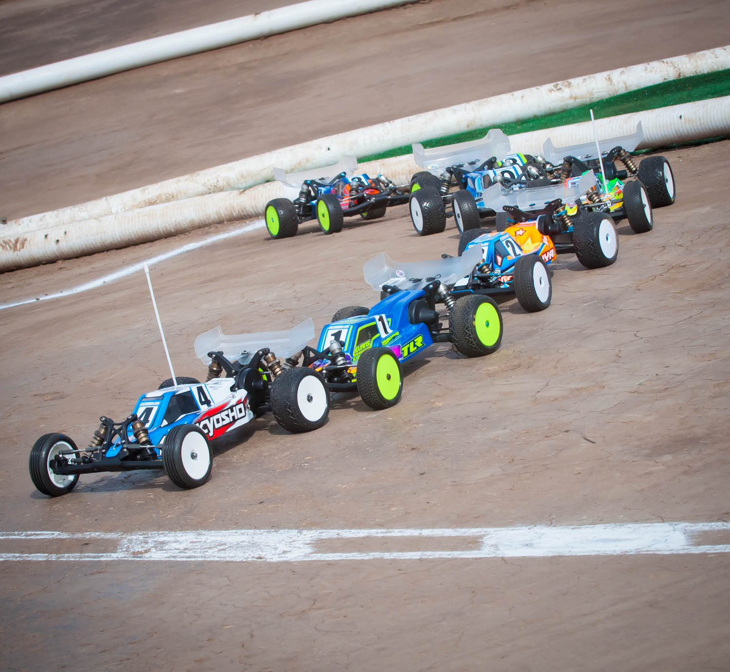 Ryan Cavalieri Wins Round Four at IFMAR Worlds; Mother Nature Has Other Plans