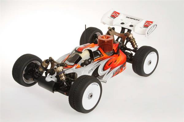 Serpent RTR Nitro Cobra (4)