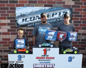 Stock 2WD Buggy Top 3