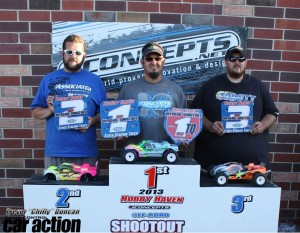 Stock Stadium Truck Top 3