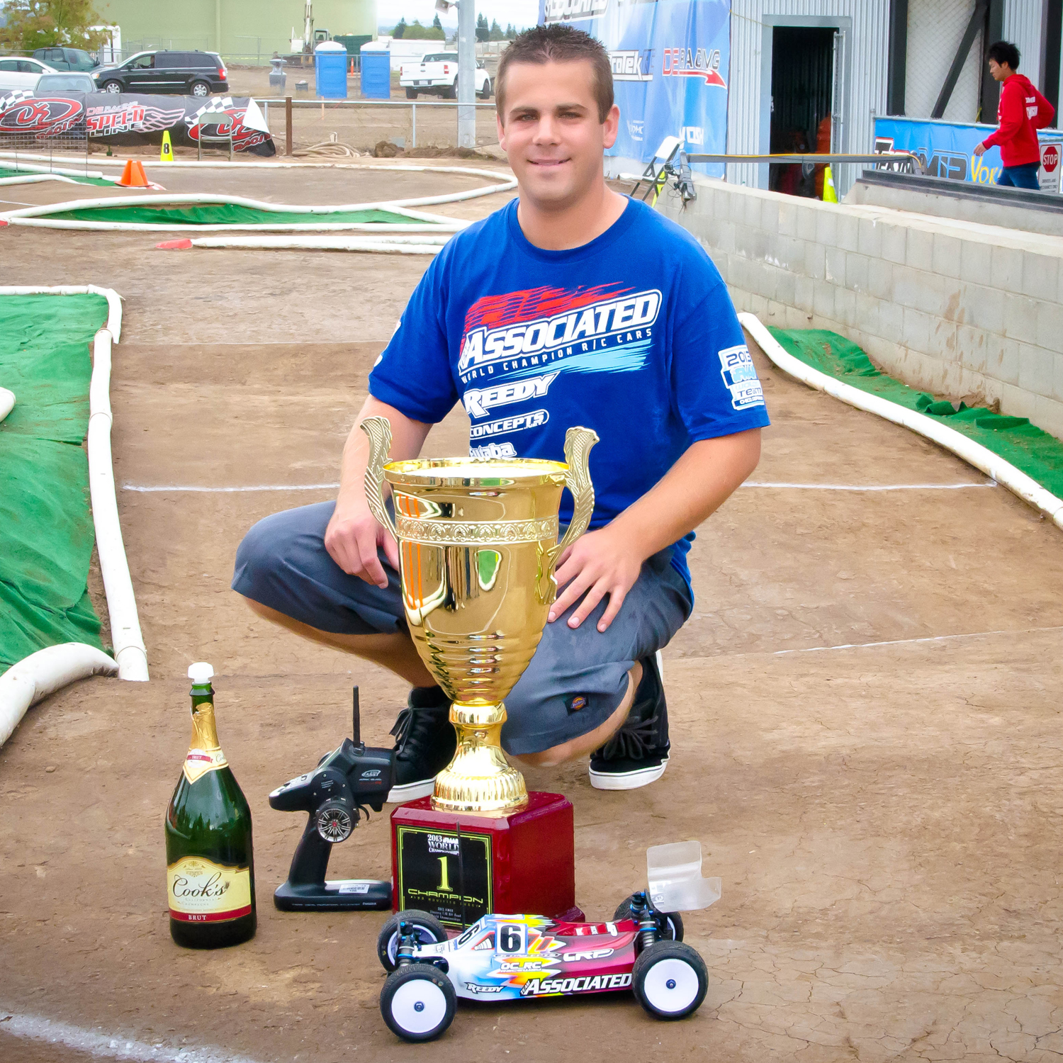 Team Associated's Steven Hartson Crowned IFMAR 4WD World Champion