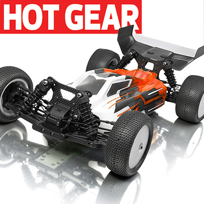 XRAY Announces new 4WD Electric Buggy