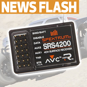 EXCLUSIVE VIDEO: Spektrum brings electronic stability control to RC–WE DRIVE IT