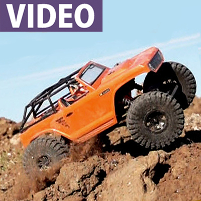 Video! We drive Axial's new DEADBOLT