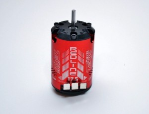 Tekin's new Gen2 Redline sensored motors are available in 19 different configurations.