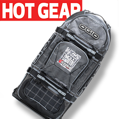 Kyosho Releases New 50th Anniversary OGIO Duffel Bag