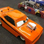 "The ""Snot Rod"" was driven by one of the junior VTA racers.  Looked great!"