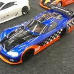 HPI Dodge Viper owned by Sam Bailey.  Ran in USGT class.  IndyHobbies.com paint.