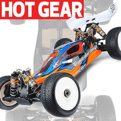 Team Durango Reveals New 1/8 EP Competition Buggy: DEX408v2
