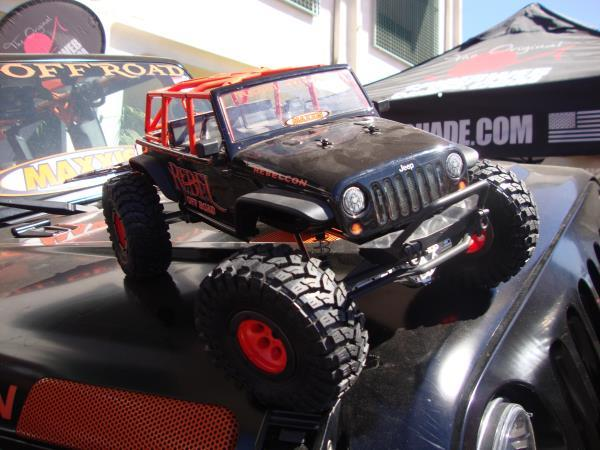 Fun Size Meets Full Size! RC at the 2013 Lucas Oil Off-Road Expo